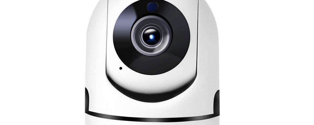 TUYA Smart WIFI camera compatible with Amazon Alexa/Echo and